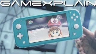 Nintendo Switch Lite - Reveal Trailer!
