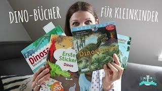 Dino Bücher für Kinder ab 3 Jahren | Kleinkinder | Dinosaurier