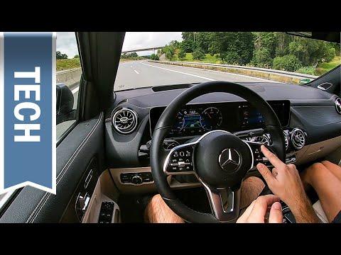 Fahrassistenz-Paket im Mercedes GLA: Automatischer Spurwechsel & alle Funktionen im Test