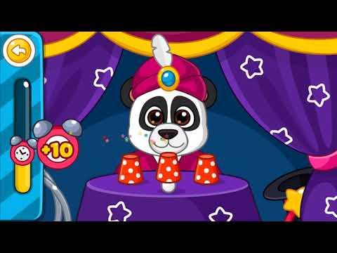 Mini games:Permainan Taman hiburan anak2