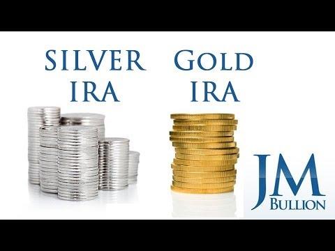 Silver IRA & Gold IRA ➤ JMBullion.com