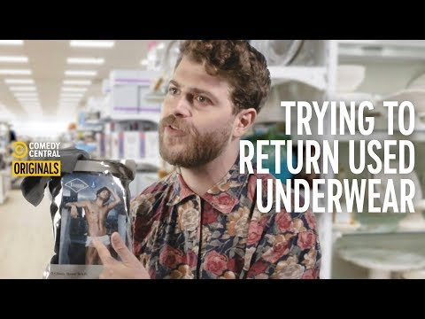 Returning Underwear That Makes Your D*** Look Small