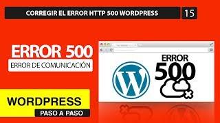 godaddy wordpress http error 500 - TH-Clip