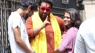Moral Policing Prank Gone WRONG ft. RADHE MAA  | The Short Cuts