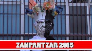 preview picture of video 'Zanpantzar 2015 / Irun (Jueves Gordo) / Irungo Telebista'