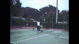 丸山弘一指導者のためのテニスレッスン基礎編