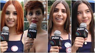 """En video: Las Camgirl paisas responden las preguntas calientes del """"Reto Pulzo"""""""