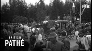 De Gaulle On Peace Mission (1966)