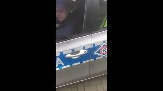 Interwencja Policjant Kontra Rowerzysta vs Brak Maseczki .. 12 maj 2020 rok