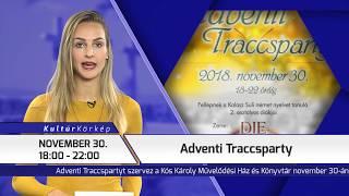 TV Budakalász / Kultúrkörkép / 2018.11.23.