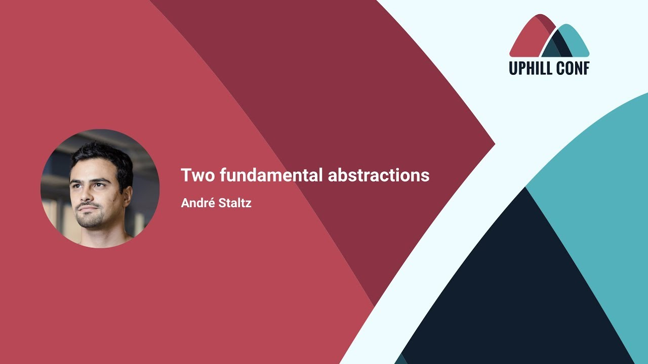 Two Fundamental Abstractions