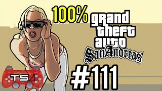 FREIGHT TRAIN!!! - GTA SAN ANDREAS 100% #111