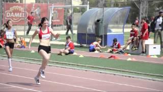 Deporte, Escuela De Valores: Superación (Atletismo)