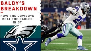 How the Cowboys Beat the Eagles in OT | NFL Film Review
