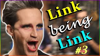 Link Being Link Part 3 - Funniest Link Neal Moments- GMM Compilation -That'ZFunny