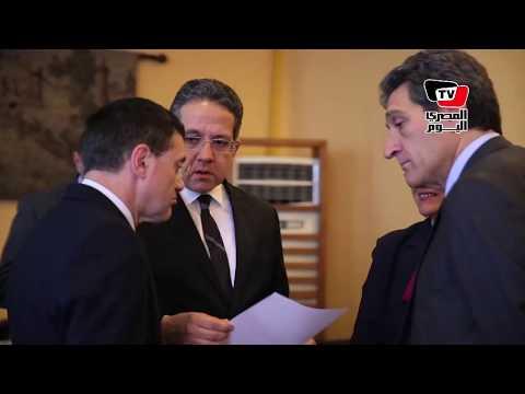 وزير الآثار يفتتح المؤتمر الدولي الخاص بالأعمال الآثرية الإيطالية بمصر