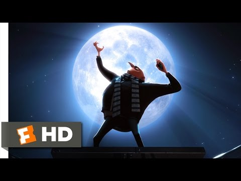 Despicable Me (1/11) Movie CLIP - Steal the Moon (2010) HD