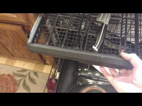 GE Stainless Steel Dishwasher Review