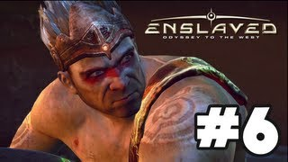 Enslaved Odyssey To The West - Gameplay Walkthrough Part 6 - Chapter 6: Village Approach [HD] Xbox 360 PS3