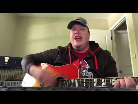 Lovin' on You - Luke Combs Cover