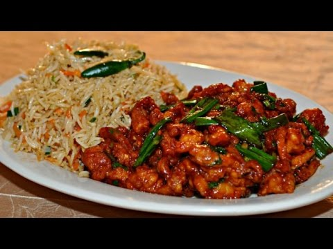 Homemade Chicken Chilli Dry Recipe - Chicken Chilli Dry Fry