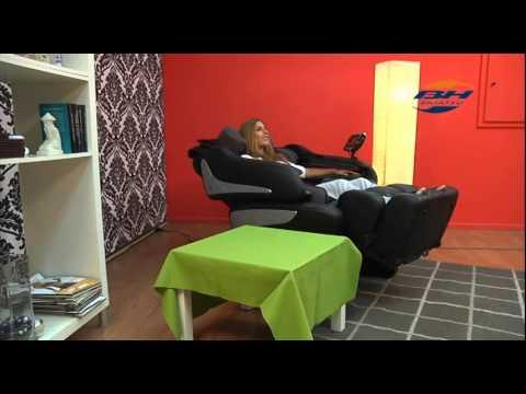 Poltrona massaggiante Milan di BH