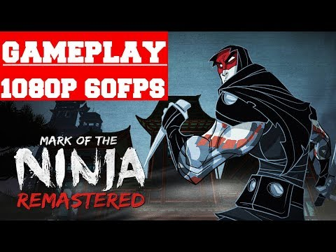 Gameplay de Mark of the Ninja