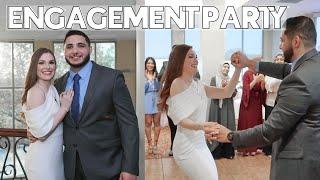 Our Engagement Party! | Amanda Asad