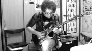 Sub Focus ft. Alex Clare - Endorphins (Guitar Cover)