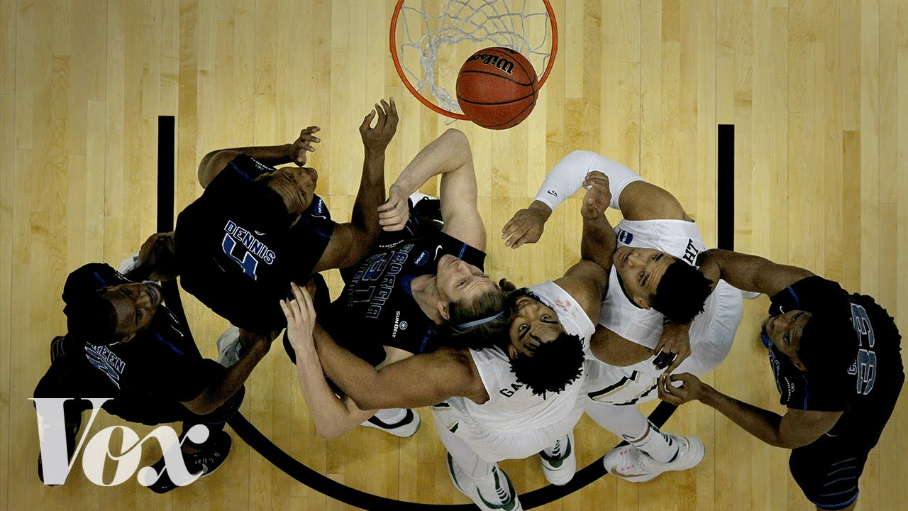 Why March Madness is more exciting than the NBA thumbnail
