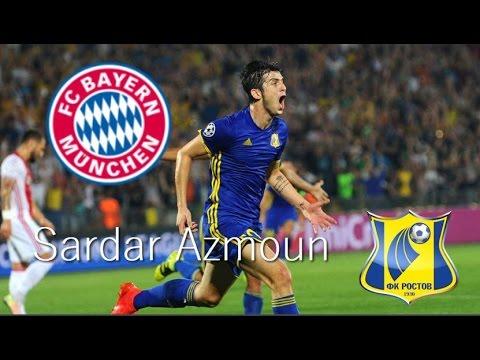 Sardar Azmoun GOAL vs. Bayern Munich F.C (3-2) ● 11/23/2016 ● Champions League