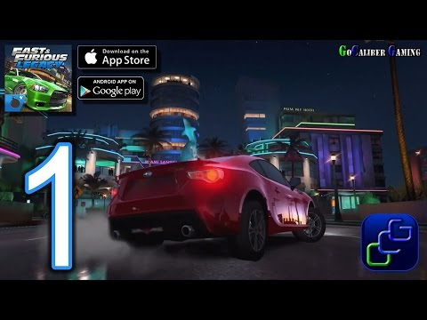Fast & Furious Legacy Android iOS Walkthrough - Gameplay Part 1 - Story Chapter 1: Miami, USA