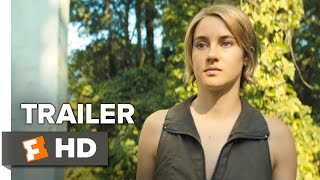 The Divergent Series Allegiant Official Trailer 2 2015  Shailene Woodley SciFi Movie HD