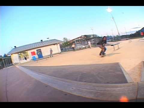 Chris Long at Chattown Skatepark