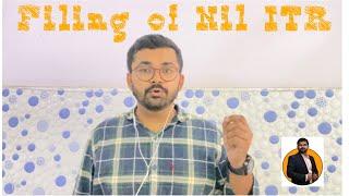How to File Nil Income Tax Return || Nil Income Tax Return kaise File karein