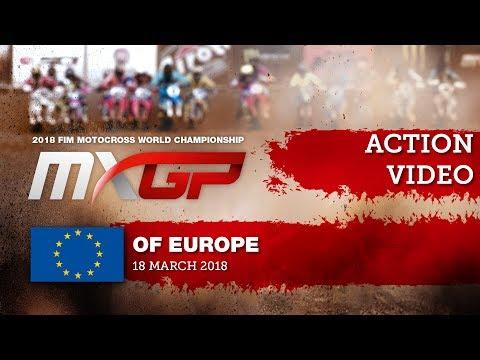 Jeffrey Herlings passes Glenn Coldenhoff - MXGP of Europe MXGP Race 1