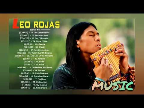 Ocarina Album- Leo Rojas