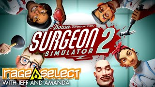 Surgeon Simulator 2 (The Dojo) Let's Play