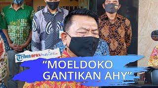 Moeldoko Diklaim akan Menggantikan AHY Sebagai Ketua Umum , Eks Kader: Kami akan Menang Pilkada 2024