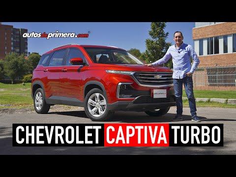 Chevrolet Captiva Turbo, familiar y diferente | Prueba-Reseña