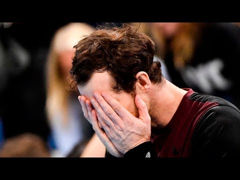 Andy Murray breaks down in tears after first ATP title win since surgery
