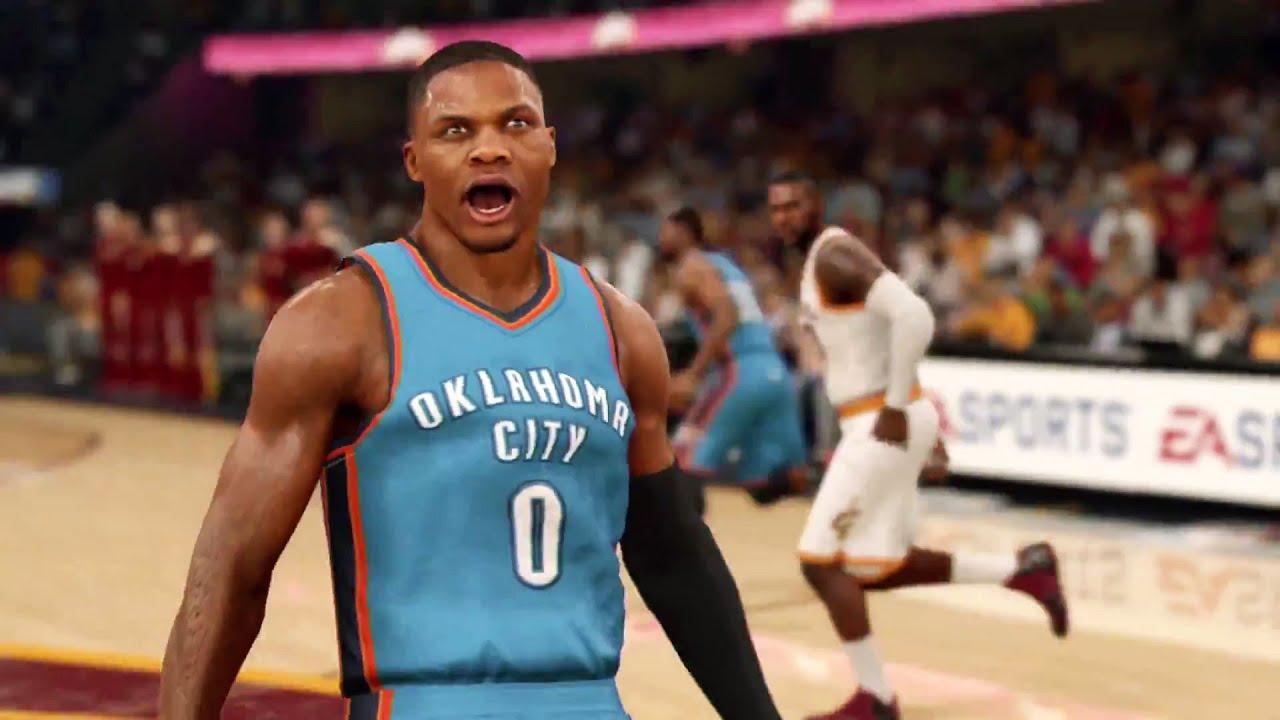 NBA LIVE 16 Gameplay Trailer [E3 2015] #VideoJuegos #Consolas