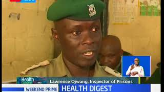 Health Digest: TB in prisons