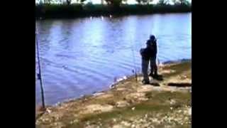 preview picture of video 'alejandro pescando carpas en general belgrano'
