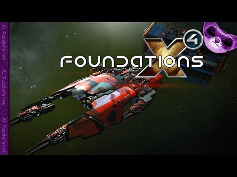 X4 Foundations Ep102 - Lockboxes all around!