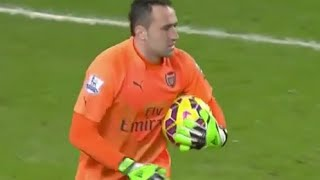 Download Video David Ospina vs Manchester City - 18/01/15 MP3 3GP MP4