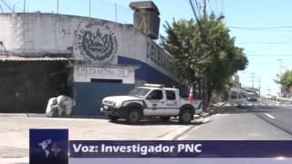 Pandilleros vigilaban delegación PNC de Ilopango con cámaras de alta tecnología.
