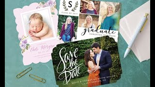 PhotoAffections.com Wedding Thank You Cards Unboxing & Review