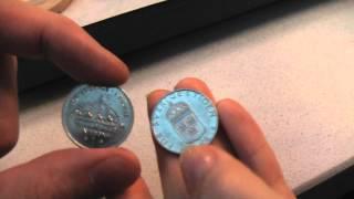ШВЕЦИЯ: Шведские деньги... кроны с королем... Sweden Stockholm