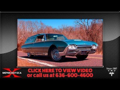 Video of '62 Thunderbird - PKLJ